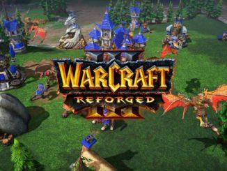 Finalmente warcraft 3 Reforged saiu!