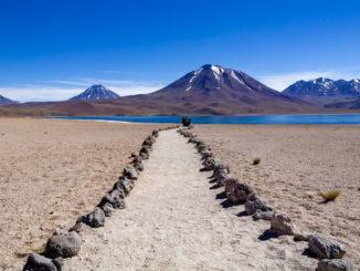 imagem ilustrativa do deserto do atacama